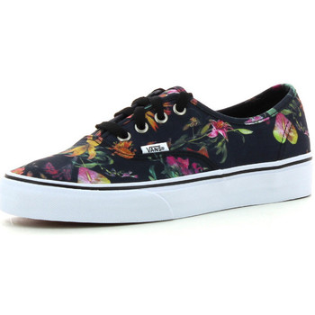 Chaussures Femme Baskets basses Vans U Authentic Black/true white