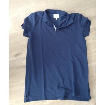 Vêtements Garçon Polos manches courtes Pepe jeans Polo Pepe Jeans Bleu