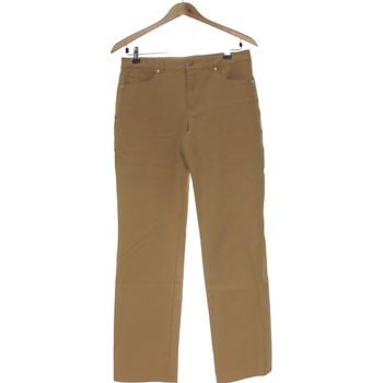 Vêtements Homme Jeans droit Escada Jean Droit Homme  36 - T1 - S Marron