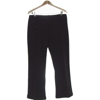 Vêtements Femme Pantalons Burton Pantalon Droit Femme  42 - T4 - L/xl Noir