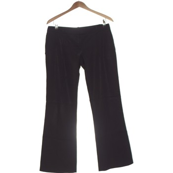 Vêtements Femme Chinos / Carrots Barbara Bui Pantalon Droit Femme  38 - T2 - M Noir