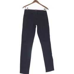 Vêtements Femme Jeans droit Grain De Malice Jean Droit Femme  36 - T1 - S Bleu