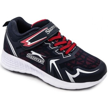 Chaussures Enfant Baskets basses Slazenger - Chaussure Junior - marine Bleu
