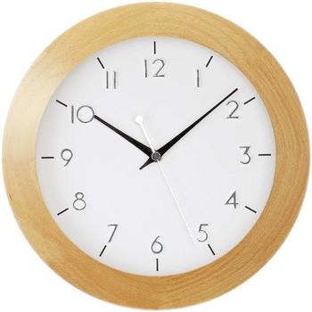 Vêtements de nuit Horloges Ams 5836, Quartz, White, Analogue, Rustic Blanc