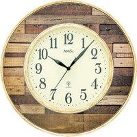 Vêtements de nuit Horloges Ams 5965, Quartz, Beige, Analogue, Classic Beige