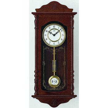 Maison & Déco Horloges Ams 7013/1, Quartz, White, Analogue, Classic Blanc