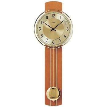 Vêtements de nuit Horloges Ams 7115/9, Quartz, Gold, Analogue, Modern Doré