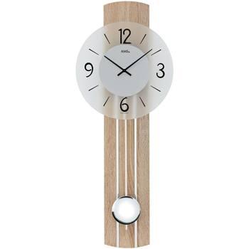 Vêtements de nuit Horloges Ams 7274, Quartz, Transparent, Analogue, Modern Autres