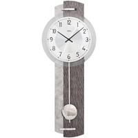 Maison & Déco Horloges Ams 7463, Quartz, White, Analogue, Modern Blanc