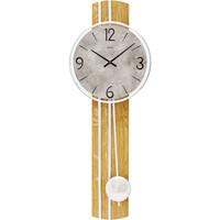 Vêtements de nuit Horloges Ams 7466, Quartz, Grey, Analogue, Modern Gris