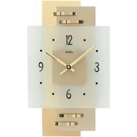 Vêtements de nuit Horloges Ams 9241, Quartz, Beige, Analogue, Modern Beige