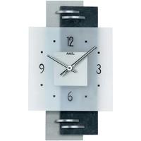 Vêtements de nuit Horloges Ams 9245, Quartz, Transparent, Analogue, Modern Autres