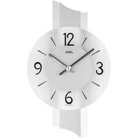 Vêtements de nuit Horloges Ams 9394, Quartz, Transparent, Analogue, Modern Autres