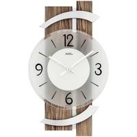Maison & Déco Horloges Ams 9545, Quartz, Transparent, Analogue, Modern Autres