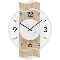 Vêtements de nuit Horloges Ams 9621, Quartz, Beige, Analogue, Modern Beige