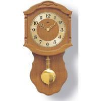 Vêtements de nuit Horloges Ams 964/4, Quartz, Gold, Analogue, Classic Doré
