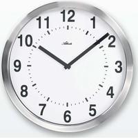 Maison & Déco Horloges Atlanta 4278, Quartz, White, Analogue, Modern Blanc