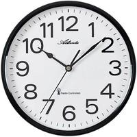 Maison & Déco Horloges Atlanta 4378/7, Quartz, White, Analogue, Modern Blanc
