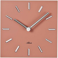 Maison & Déco Horloges Atlanta 4510/1, Quartz, Pink, Analogue, Modern Rose