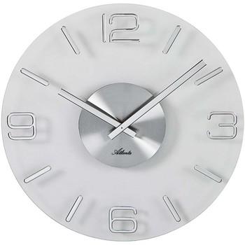Maison & Déco Horloges Atlanta 4514/19, Quartz, Grey, Analogue, Modern Gris