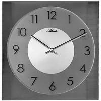 Maison & Déco Horloges Atlanta 4520/4, Quartz, Grey, Analogue, Modern Gris