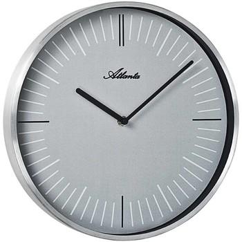 Maison & Déco Horloges Atlanta 4530/19, Quartz, Grey, Analogue, Modern Gris