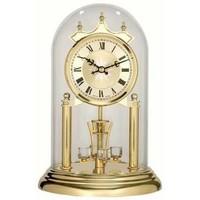 Maison & Déco Horloges Haller 821-160_250, Quartz, Gold, Analogue, Classic Doré