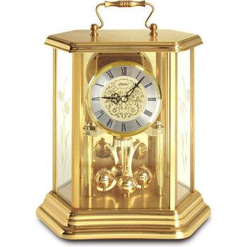 Maison & Déco Horloges Haller 9172, Quartz, Gold, Analogue, Classic Doré