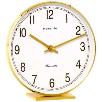 Maison & Déco Horloges Hermle 22986-002100, Quartz, White, Analogue, Classic Blanc