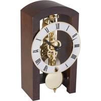 Maison & Déco Horloges Hermle 23015-030721, Mechanical, White, Analogue, Classic Blanc