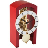 Maison & Déco Horloges Hermle 23015-360721, Mechanical, White, Analogue, Modern Blanc
