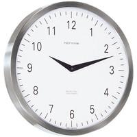 Maison & Déco Horloges Hermle 30466-000870, Quartz, White, Analogue, Classic Blanc
