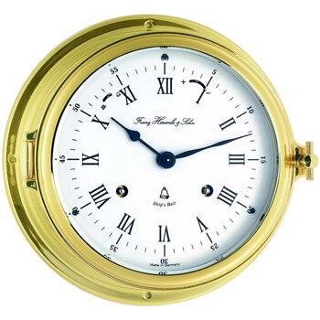 Maison & Déco Horloges Hermle 35065-000132, Mechanical, White, Analogue, Classic Blanc