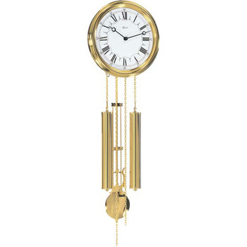 Maison & Déco Horloges Hermle 60992-002214, Quartz, White, Analogue, Classic Blanc