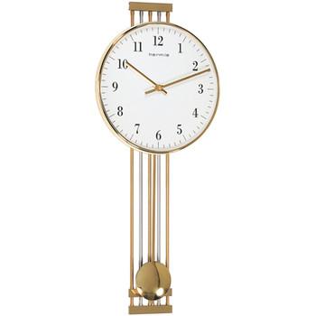 Maison & Déco Horloges Hermle 70722-002200, Quartz, White, Analogue, Classic Blanc