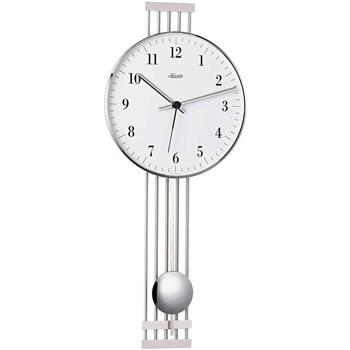 Maison & Déco Horloges Hermle 70981-002200, Quartz, White, Analogue, Modern Blanc