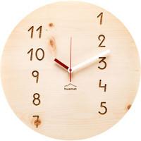 Maison & Déco Horloges Huamet CH40-H-13, Quartz, Beige, Analogue, Modern Beige