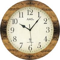 Vêtements de nuit Horloges Ams 5560, Quartz, Cream, Analogue, Classic Autres