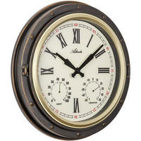 Maison & Déco Horloges Atlanta 4546, Quartz, Cream, Analogue, Modern Autres
