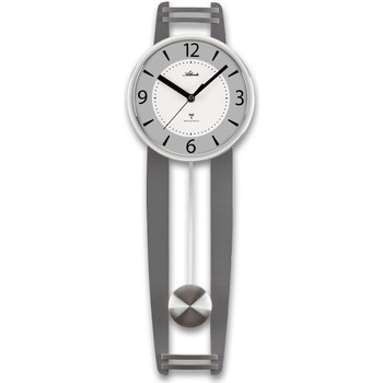 Maison & Déco Horloges Atlanta 5106/19, Quartz, Grey, Analogue, Modern Gris