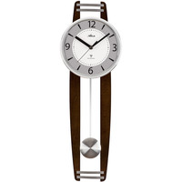 Maison & Déco Horloges Atlanta 5106/20, Quartz, Grey, Analogue, Modern Gris