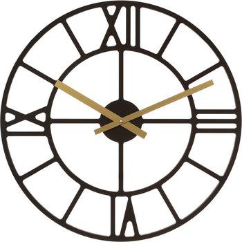 Maison & Déco Horloges Hermle 30916-032100, Quartz, Black, Analogue, Modern Noir
