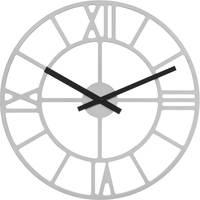 Maison & Déco Horloges Hermle 30916-X52100, Quartz, White, Analogue, Modern Blanc
