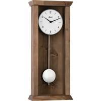 Maison & Déco Horloges Hermle 71002-042200, Quartz, White, Analogue, Rustic Blanc