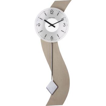 Maison & Déco Horloges Hermle 71004-U62200, Quartz, Transparent, Analogue, Modern Autres