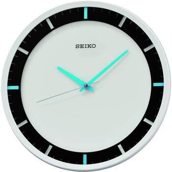 Maison & Déco Horloges Seiko QXA769W, Quartz, White, Analogue, Modern Blanc