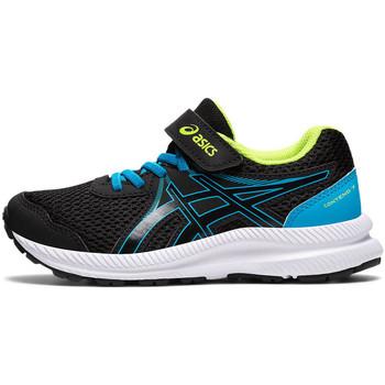 Chaussures Enfant Running / trail Asics Chaussures Contend 7 noir