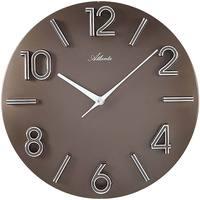 Maison & Déco Horloges Atlanta 4397/3, Quartz, Brown, Analogue, Modern Marron