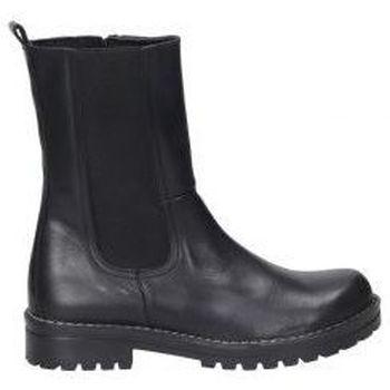 Chaussures Femme Bottines Chacal BOTINES  5670 MODA JOVEN NEGRO Noir