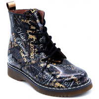 Chaussures Fille Boots Bellamy tina Multicolore